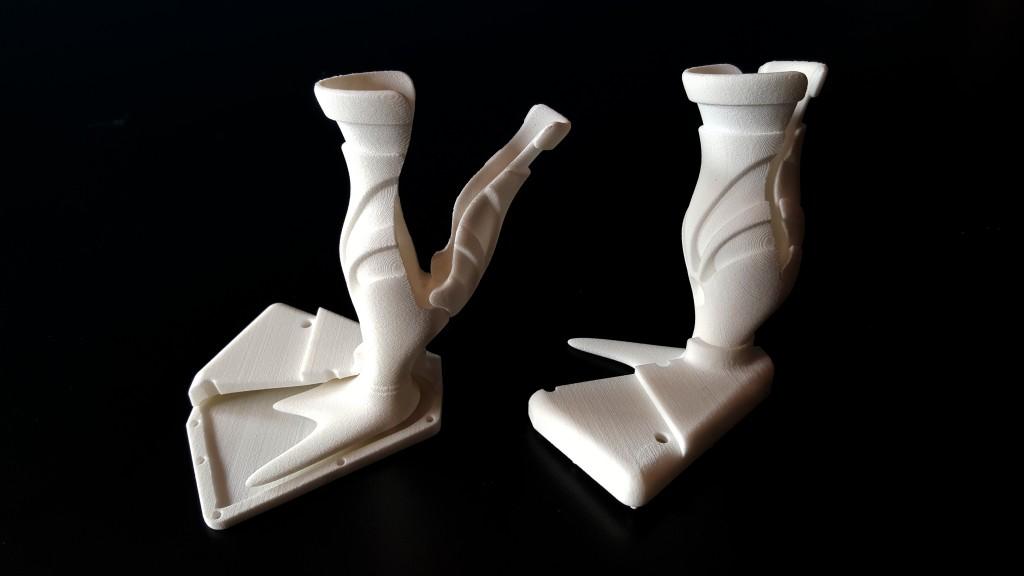 Goose Printed Legs