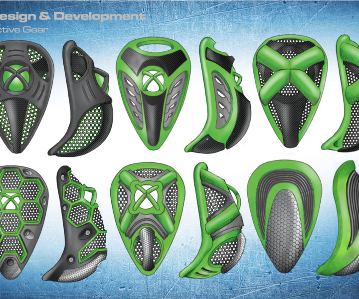 Product Concepts - Sports Gear